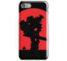Shadow of the Colossus - V2 iPhone Case/Skin
