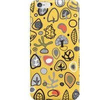 Fab fifties abstract design  iPhone Case/Skin