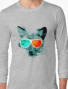 3D Fox Vision Long Sleeve T-Shirt