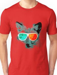 3D Fox Vision Unisex T-Shirt