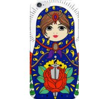Nesting Doll iPhone Case/Skin