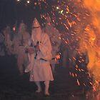 yamabushi -- Tendai buddhism fire ceremony by Ljikob