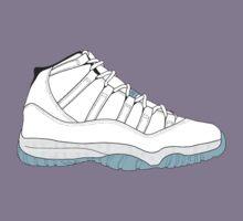 "Air Jordan XI (11) ""Legend Blue"" Kids Tee"