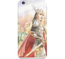 Palace Guard - female fantasy warrior iPhone Case/Skin