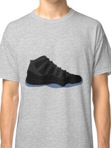 """Air Jordan XI (11) """"Gamma Blue"""" Classic T-Shirt"""