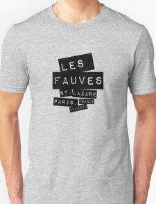 Les Fauves Labels T-Shirt