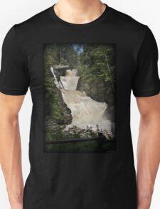 Raymondskill Falls Power Rush T-Shirt