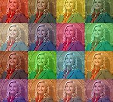 Leslie Knope's Presidential Photo by benhadad1234