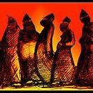 Burkadoodledandies by Brian Damage
