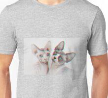 Sphynx Cats Unisex T-Shirt