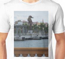 Seahorse Old San Juan Unisex T-Shirt