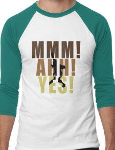 Wonderful Dance Skills Men's Baseball ¾ T-Shirt