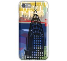 The City That Never Sleeps iPhone Case/Skin
