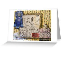 Wonders of the world Greeting Card