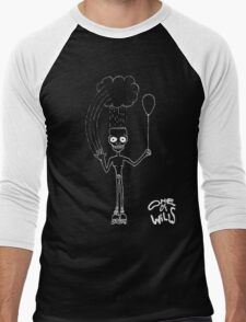 Caught in the act Men's Baseball ¾ T-Shirt