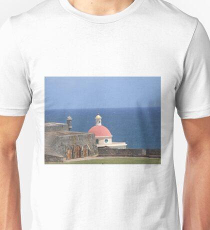 San Juan old buildings  Unisex T-Shirt