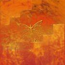 Orange -abstract by haya1812