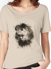 Lion Vision Women's Relaxed Fit T-Shirt
