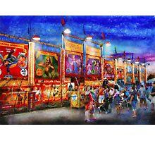 Carnival - World of Wonders Photographic Print