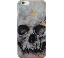 Medieval Skull iPhone Case/Skin