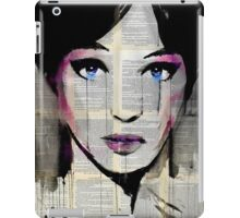 misty iPad Case/Skin