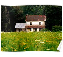 Farmhouse Poster