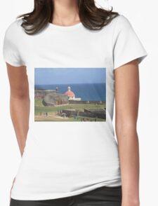 San Juan Womens Fitted T-Shirt