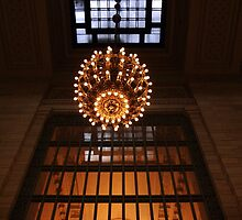 Grand Central Lighting by LinneaJean