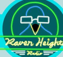 Neon Waxing Philosophical Logo Sticker