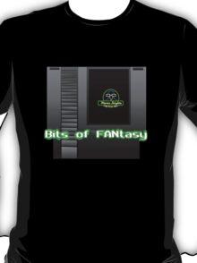 Bits of FANtasy Logo T-Shirt