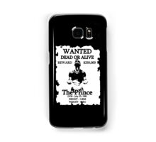 Wanted Prince Devitt - Carnage  (Finn Balor) T - Shirt Samsung Galaxy Case/Skin