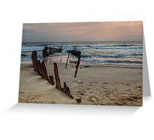 Dicky Beach • Queensland • Australia Greeting Card