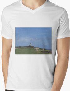 San Juan Mens V-Neck T-Shirt