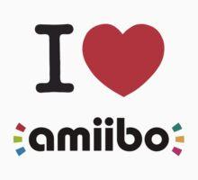 I <3 Amiibo  by MiindfreakkXIII
