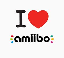I <3 Amiibo  Men's Baseball ¾ T-Shirt