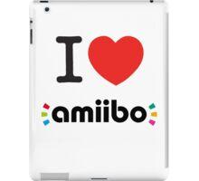 I <3 Amiibo  iPad Case/Skin