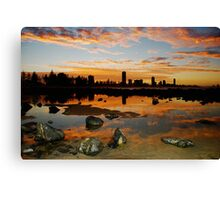 SOMEDAY  NEVER  COMES Canvas Print