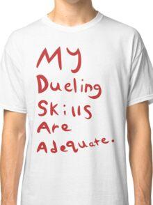 An Adequate Shirt Classic T-Shirt