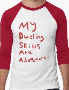 An Adequate Shirt Men's Baseball ¾ T-Shirt