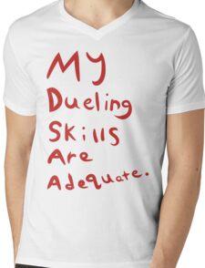 An Adequate Shirt Mens V-Neck T-Shirt