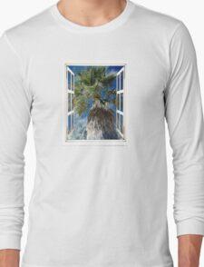 Grass Skirt Long Sleeve T-Shirt