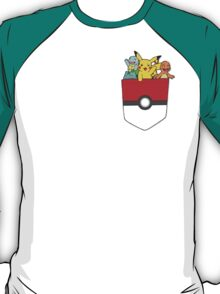 Pokepocket T-Shirt