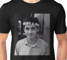 Logan Lerman Unisex T-Shirt