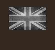 Union Jack Vintage 3:5 Version in grayscale Unisex T-Shirt
