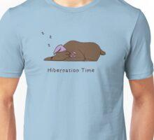 Hibernation Time Unisex T-Shirt