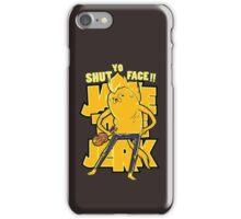 Jake the Jerk iPhone Case/Skin