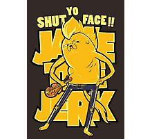 Jake the Jerk Photographic Print