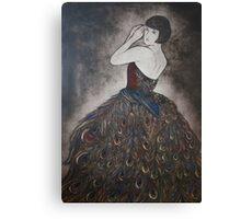 The Parisienne Gown Canvas Print