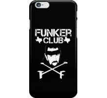 Funker Club - Terry Funk T shirt iPhone Case/Skin
