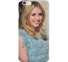 Emma Roberts - Poster iPhone Case/Skin